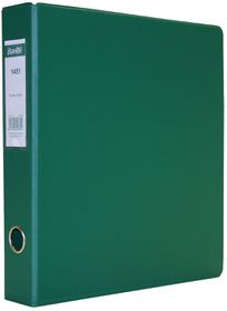 Bantex Lever Arch File A4 40mm File - Green