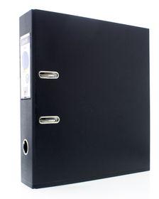 Bantex Lever Arch Polypropylene A4 70mm - Black