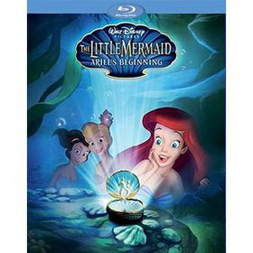 Walt Disney's Little Mermaid Part 3: Ariel's Beginning (Blu-ray)