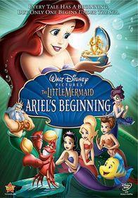 Walt Disney's Little Mermaid Part 3: Ariel's Beginning (DVD)
