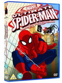 Marvel Ultimate Spiderman Vol 2: Spiderman Vs. Marvel'S Greatest Villians (DVD)