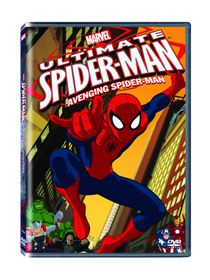 Marvel Ultimate Spiderman Vol 3: Avenging Spider-Man (DVD)