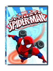 Marvel Ultimate Spiderman Vol 4: Ultimate Tech (DVD)