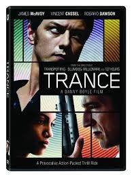 Trance (2013)(DVD)