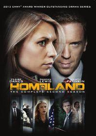 Homeland Season 2 (DVD)