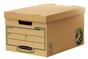 Fellowes Earth Series Standard Storage Box - Pack of 2