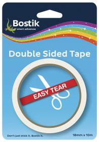 Bostik Double-Sided Tape Roll - Easy Tear