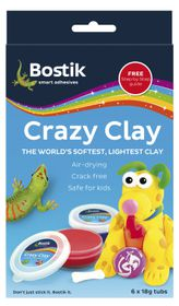 Bostik Crazy Clay
