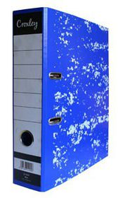 Croxley JD1009 Lever Arch File A4 70mm - Blue