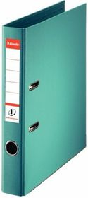 Esselte Lever Arch Polypropylene A4 Mini 50mm File - Turquoise