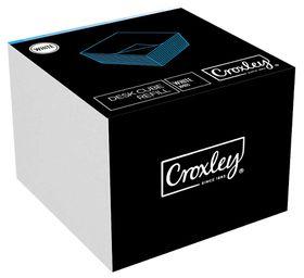 Croxley Desk Cube Refill - White