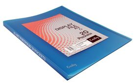 Croxley A3 Display File - 20 Pocket