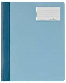 Durable PVC Management A4 Quote Folder - Blue