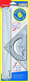 Maped Geometric Left Hand Drawing Instrument Set