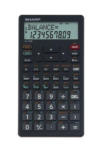 sharp el 738fb advanced financial calculator buy online in south rh takealot com sharp el 738 financial calculator user manual sharp el 738 financial calculator user manual