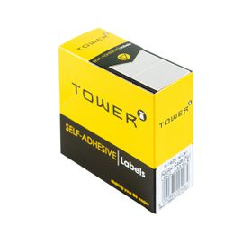 Tower R1925 Colour Code Labels - Silver