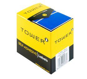 Tower R3250 Colour Code Labels - Blue
