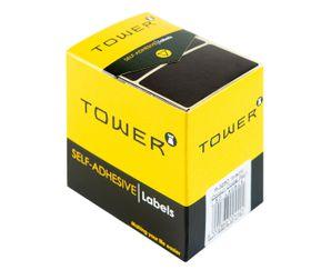 Tower R3250 Colour Code Labels - Black