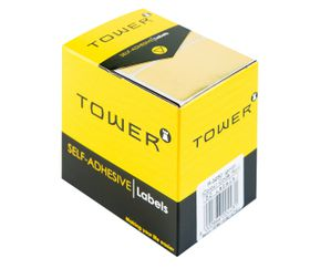 Tower R3250 Colour Code Labels - Gold