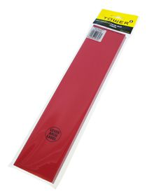 Tower Lever Arch Labels - Red (Pack of 100)