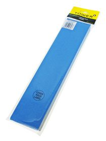 Tower Lever Arch Labels - Blue (Pack of 100)