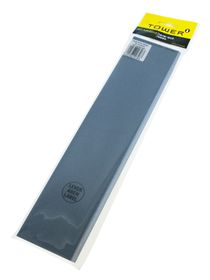 Tower Lever Arch Labels - Grey (Pack of 100)