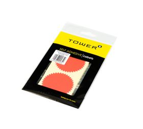 Tower Notarial Seals N60 - Red