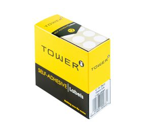 Tower White Roll Labels - C19 | Buy Online in South Africa