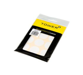 Tower White Sheet Labels - C32