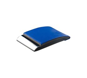 Tower Business Card Holder - Blue