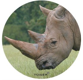 Tower Magnetic License Disc Holder - Rhino