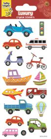 Tower Crystal Stickers - Transport 2