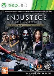 Injustice: Gods Among Us GOTY Ultimate Edition (Xbox 360)