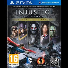 Injustice: Gods Among Us GOTY Ultimate Edition (PS Vita)