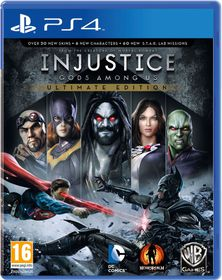 Injustice: Gods Among Us GOTY Ultimate Edition (PS4)