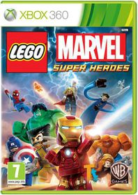LEGO: Marvel Super Heroes (Xbox 360)