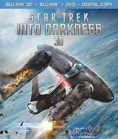 Star Trek Into Darkness (3D & 2D Blu-ray)