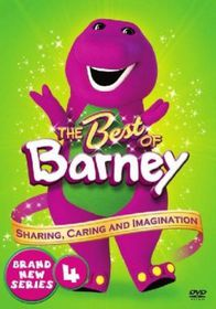 Best Of Barney 20 Years Of Caring Sharing And Imagination Dvd