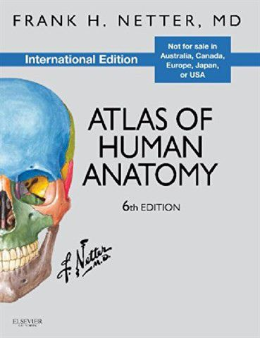 Atlas Of Human Anatomy 6th Edition Buy Online In South Africa