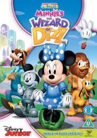 Mickey Mouse Clubhouse: Wizard Of Dizz (DVD)