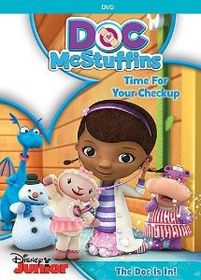 Doc Mcstuffins: Time For Your Check-Up (DVD)