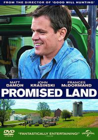Promised Land (2012)(DVD)