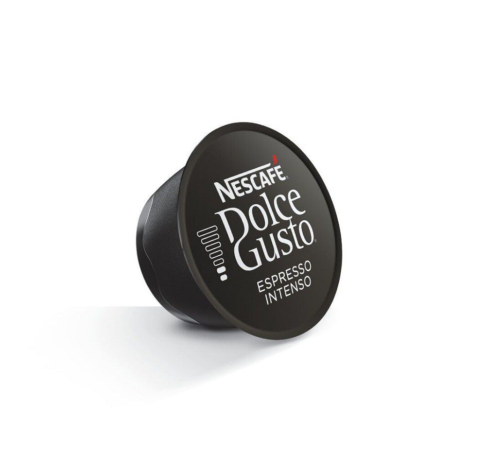 Nescafe dolce gusto espresso intenso coffee capsules 12199421 buy online - Suport capsule dolce gusto ...