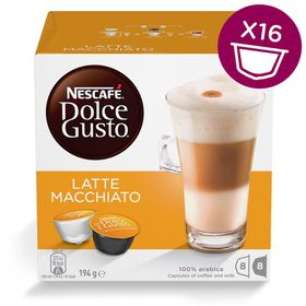 Qualified Nescafe Dolce Gusto Latte Macchiato Coffee Pods Factory Direct Selling Price Coffee