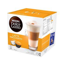 Nescafe Dolce Gusto - Latte Macchiato Coffee Capsules