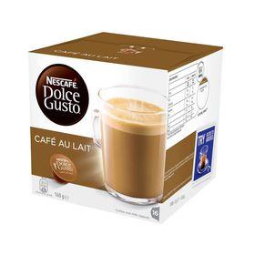 Nescafe Dolce Gusto Café Au Lait Coffee Capsules