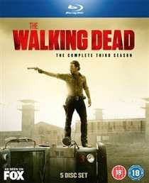 The Walking Dead: Season 3 (Blu-ray)