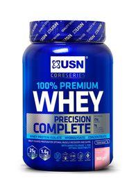USN 100% Whey Precision Complete - Strawberry 908g