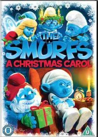 The Smurfs: Christmas Carol (DVD)