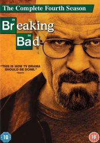 Breaking Bad Season 4 (DVD)